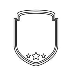 Basketball theme emblem icon vector