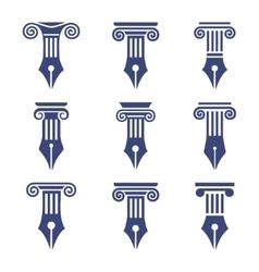 Column set 9 vector