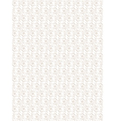 Seamless background floral vector