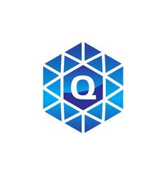 diamond initial q vector image