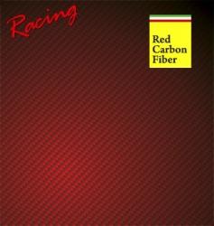 Ferrari carbon fiber vector image vector image