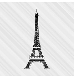 world monument design vector image