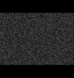 halftone random white dots horizontal background vector image