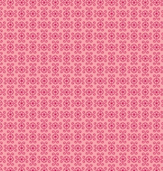 Red seamless paisley vector