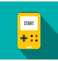 Tetris flat icon vector
