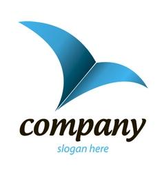logo yacht club vector image