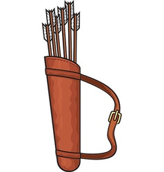 Quiver and arrows vector