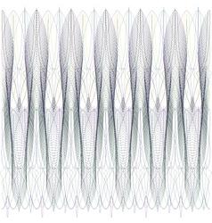 Background certificateguilloche pattern vector
