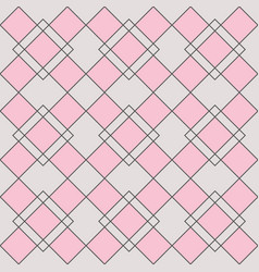 Harlequin geometric seamless patterns vector
