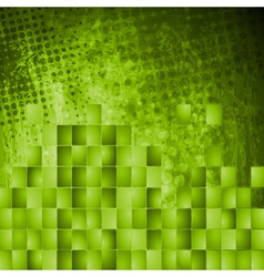 Colourful grunge background vector image