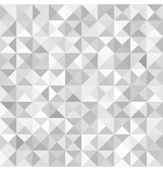 Abstract Gray Geometric Technology Background vector image