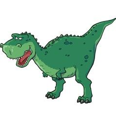 tyrannosaurus vector image vector image