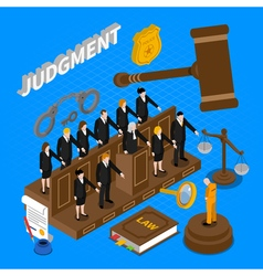 Judgment people vector