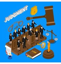 Judgment people vector