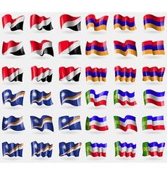 Sealand principality armenia marshall islands vector
