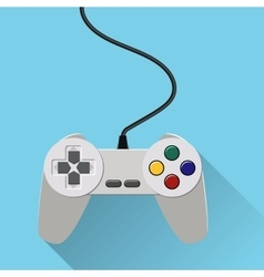 Video game Controller Icon vector image vector image