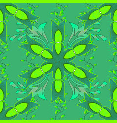 beautiful watercolor bouquet of summer flowers vector image vector image