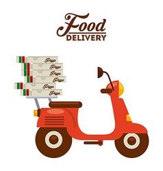 Food delivery vector