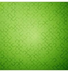 Green abstrsct background vector