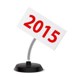 New year souvenir vector