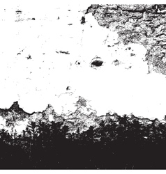 Distressed Overlay Texture vector image