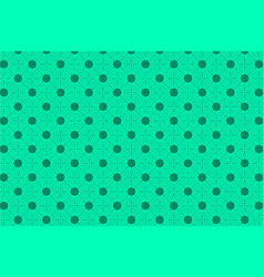 Turquoise abstract seamless geometric pattern vector