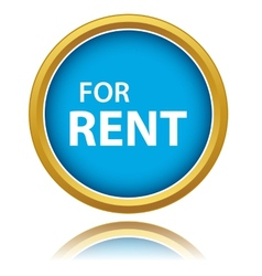 For rent tag vector