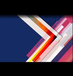 Stripe abatract background vector