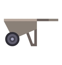Agriculture industrial farm equipment vector