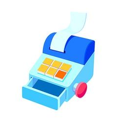 Icon receipt vector