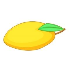 Mango icon cartoon style vector image vector image