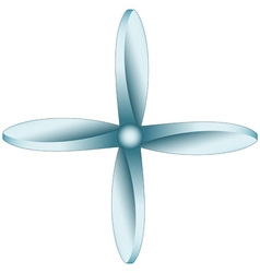 Propeller vector image