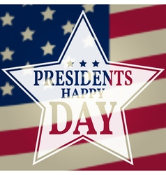 Presidents Day Presidents Day Presidents Day Draw vector image