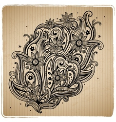 Beautiful ornament vector