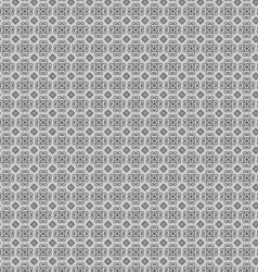 Grey seamless paisley vector