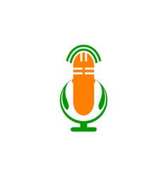 Medical herbal voice vector