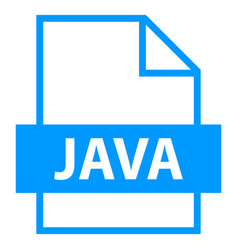 File name extension java type vector