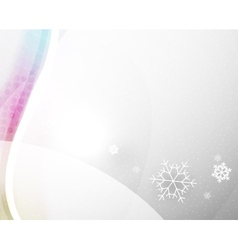 Christmas blur wave vector