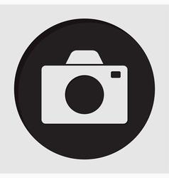 information icon - camera vector image