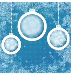 Grungy new year christmas background  eps8 vector