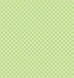 Green seamless paisley vector