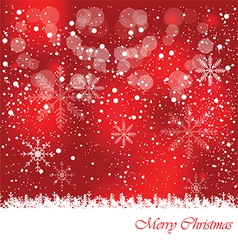 Merry christmas for your backgrounds vector