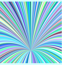 abstract hole background - design from swirling vector image vector image