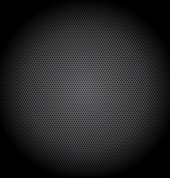 carbon background 1 vector image
