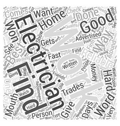 Finding a good reliable electrician word cloud vector