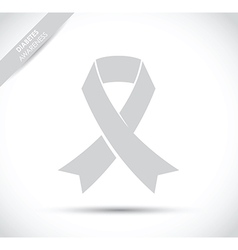 diabetes awareness vector image