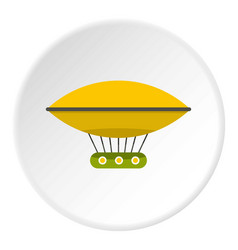 Oil pump icon circle vector
