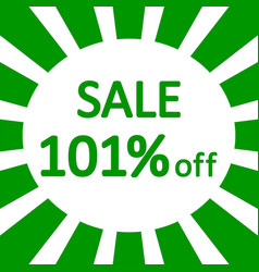 store sale background vector image vector image