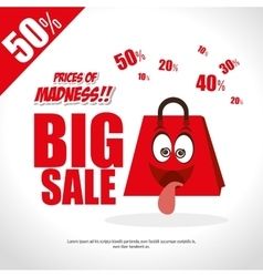 Prices of madness big sale fun bag vector