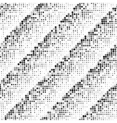 Halftone background seamless pattern - vector image vector image